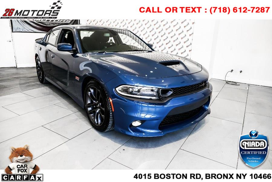 Used Dodge Charger///Scat Pack RWD Scat Pack RWD 2020 | 26 Motors Corp. Bronx, New York