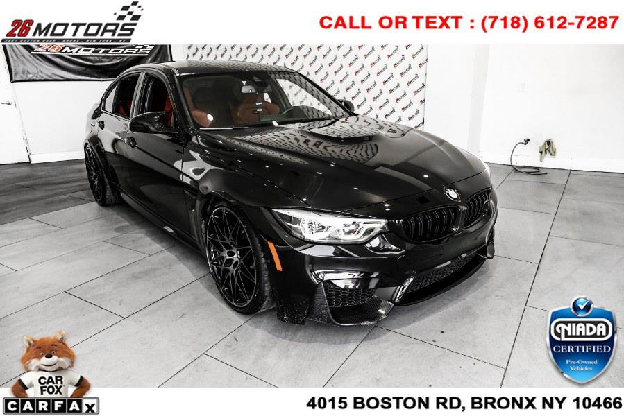 Used BMW M3 Sedan 2018   26 Motors Corp. Bronx, New York