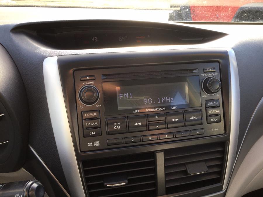Used Subaru Forester 4dr Auto 2.5X 2013 | L&S Automotive LLC. Plantsville, Connecticut