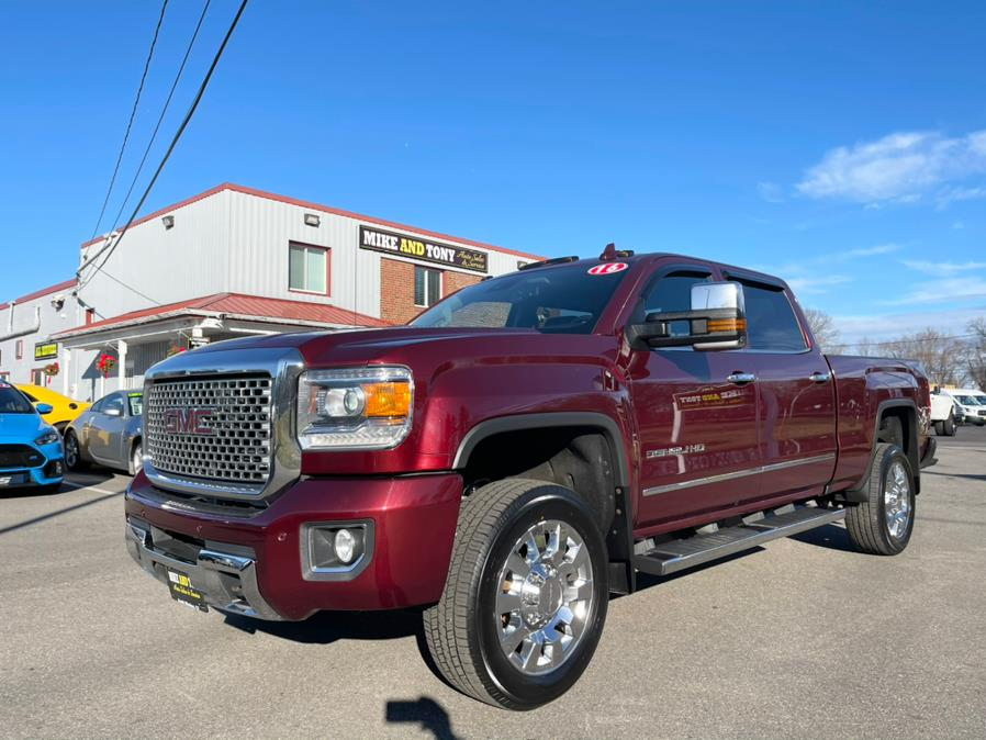Used 2016 GMC Sierra 2500HD in South Windsor, Connecticut   Mike And Tony Auto Sales, Inc. South Windsor, Connecticut