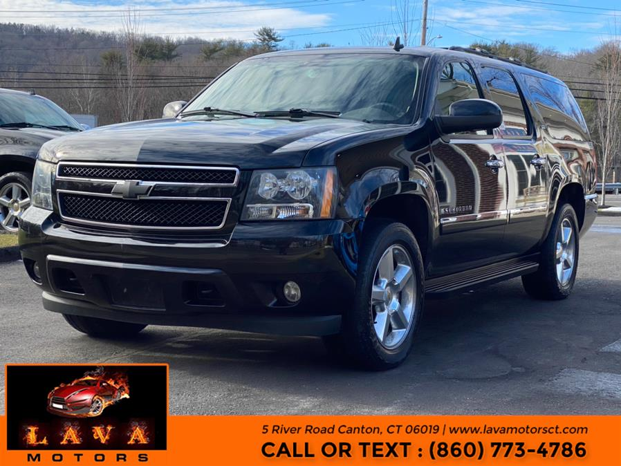 Used 2009 Chevrolet Suburban in Canton, Connecticut | Lava Motors. Canton, Connecticut