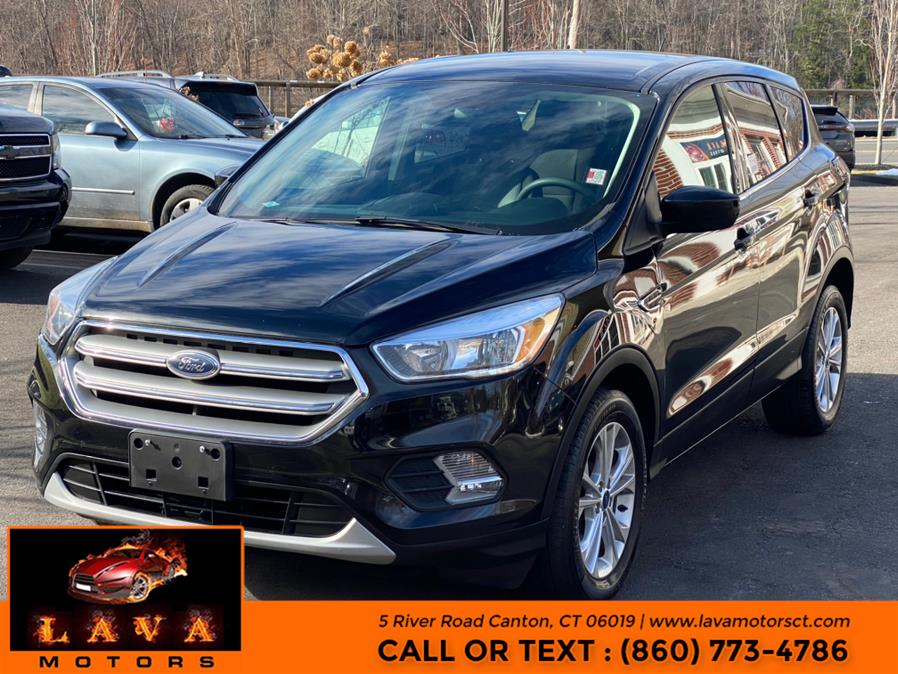 Used 2017 Ford Escape in Canton, Connecticut | Lava Motors. Canton, Connecticut