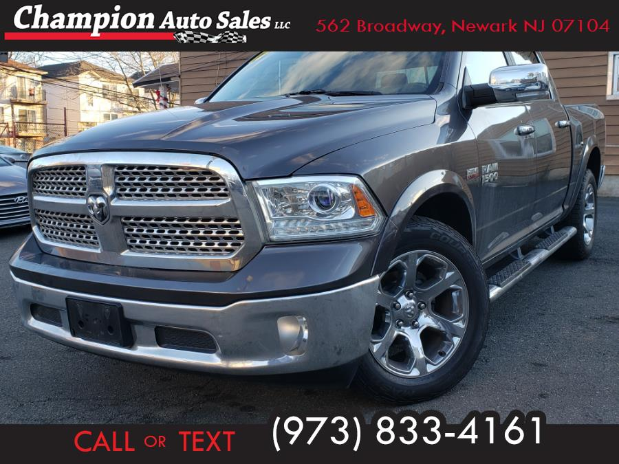 "Used Ram 1500 Laramie 4x4 Crew Cab 5''7"" Box 2017 