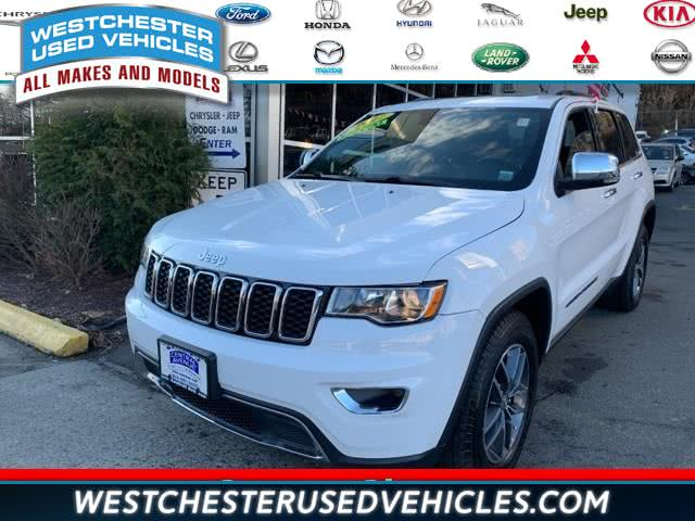 Used 2017 Jeep Grand Cherokee in White Plains, New York | Westchester Used Vehicles. White Plains, New York