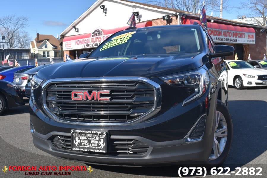 Used 2019 GMC Terrain in Irvington, New Jersey   Foreign Auto Imports. Irvington, New Jersey