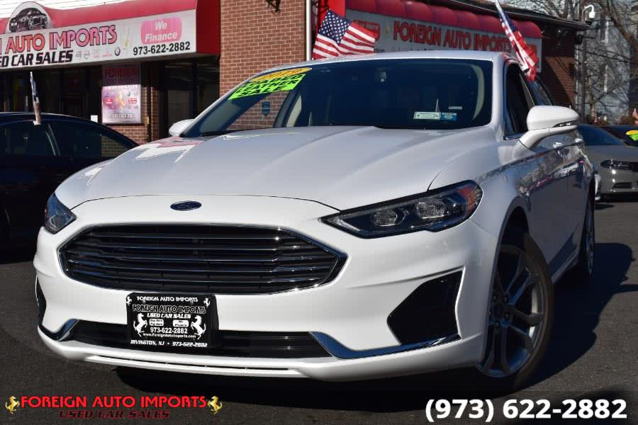 Used 2019 Ford Fusion in Irvington, New Jersey | Foreign Auto Imports. Irvington, New Jersey