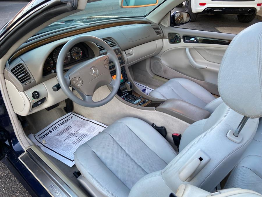 Used Mercedes-Benz CLK-Class 2dr Cabriolet 4.3L 2003 | Ace Motor Sports Inc. Plainview , New York
