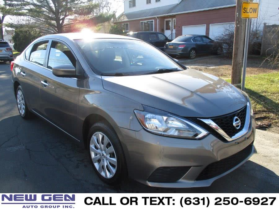 Used 2016 Nissan Sentra in West Babylon, New York | New Gen Auto Group. West Babylon, New York