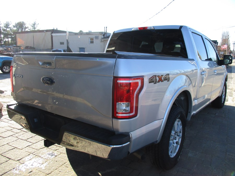 Used Ford F-150 Lariat 4WD SuperCrew 5.5'' Box 2017 | New Gen Auto Group. West Babylon, New York