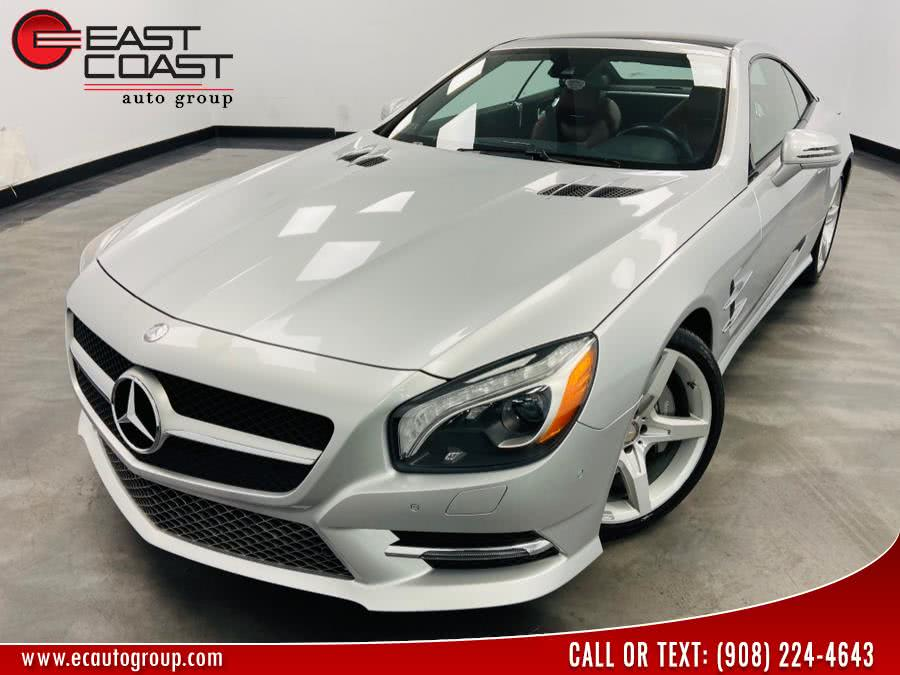 Used 2013 Mercedes-Benz SL-Class in Linden, New Jersey | East Coast Auto Group. Linden, New Jersey