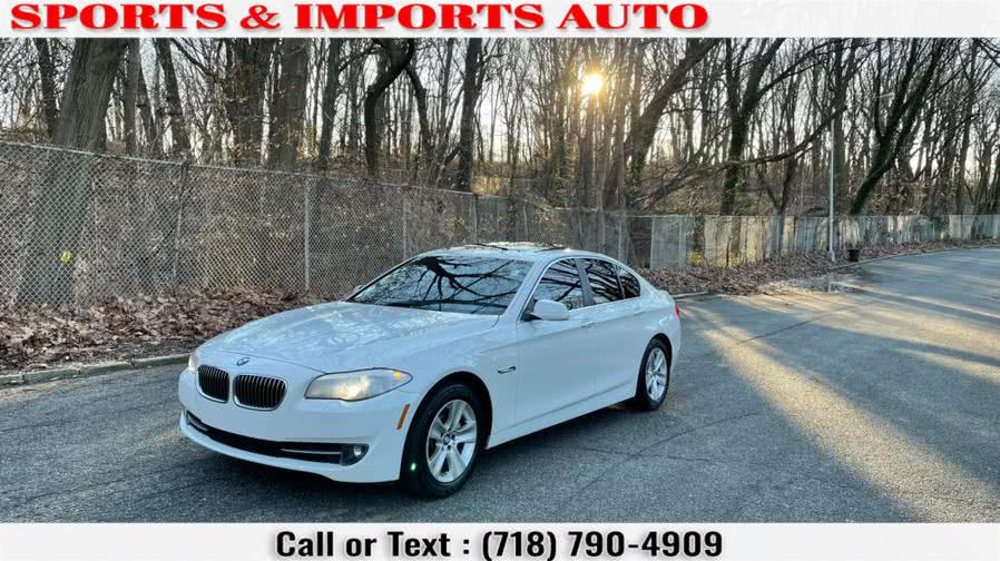 Used 2013 BMW 5 Series in Brooklyn, New York | Sports & Imports Auto Inc. Brooklyn, New York