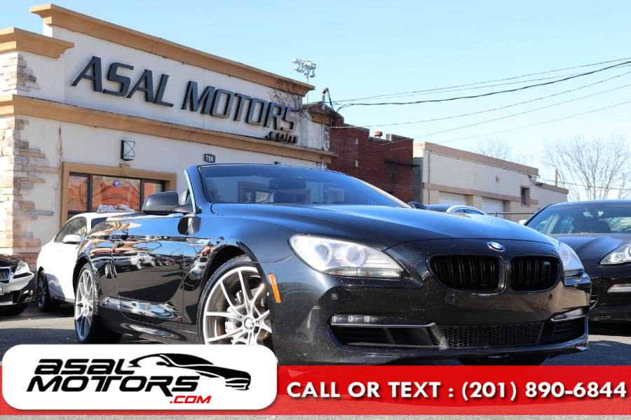 Used 2012 BMW 6 Series in East Rutherford, New Jersey | Asal Motors. East Rutherford, New Jersey