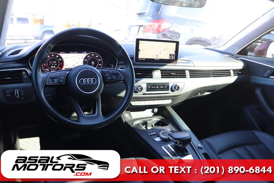 Used Audi A4 2.0 TFSI Tech Premium Plus S Tronic quattro AWD 2018 | Asal Motors. East Rutherford, New Jersey