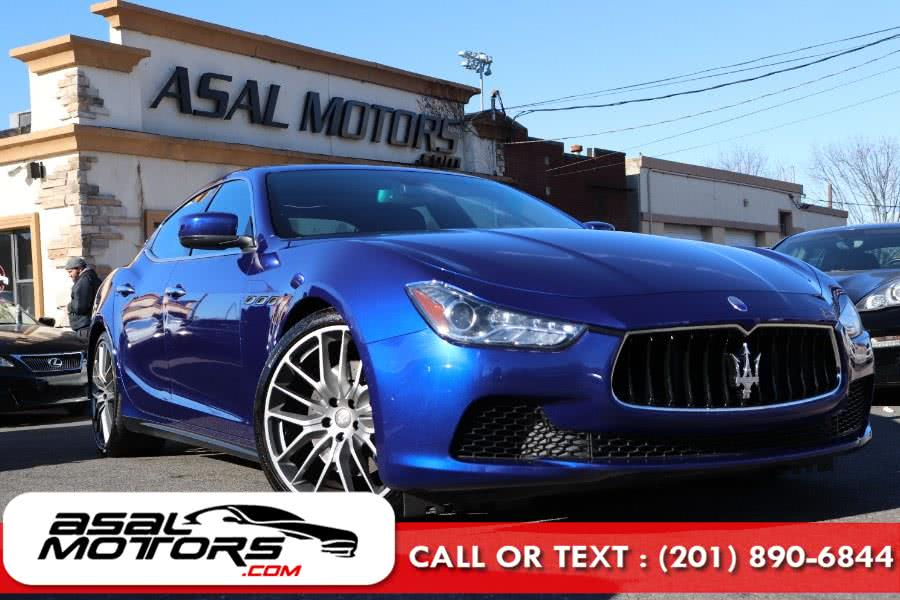 Used Maserati Ghibli 4dr Sdn S Q4 2014 | Asal Motors. East Rutherford, New Jersey