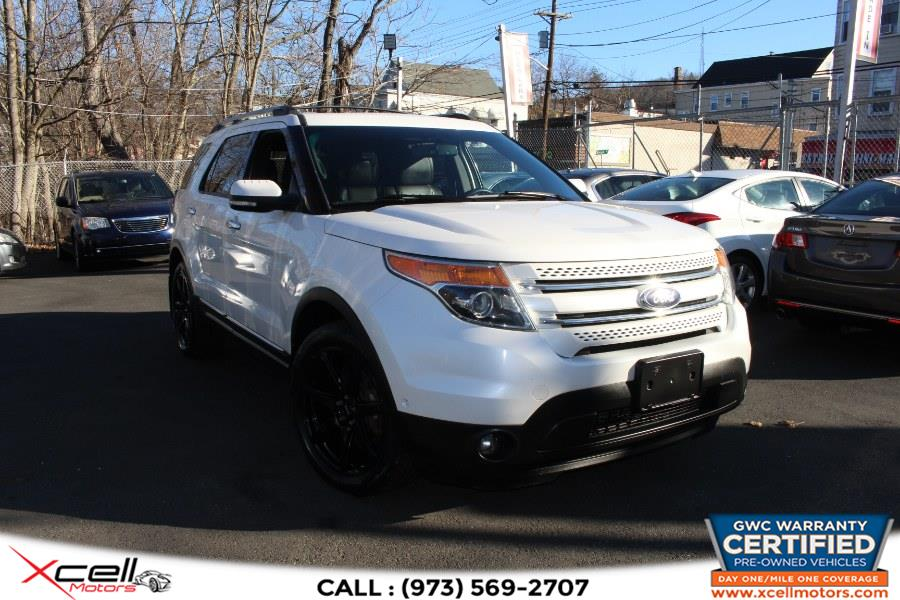 Used 2011 Ford Explorer 4WD Limited in Paterson, New Jersey | Xcell Motors LLC. Paterson, New Jersey