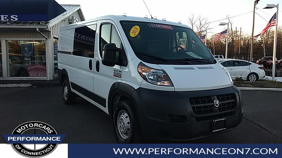 "Used Ram ProMaster Cargo Van 1500 Low Roof 136"" WB 2018 