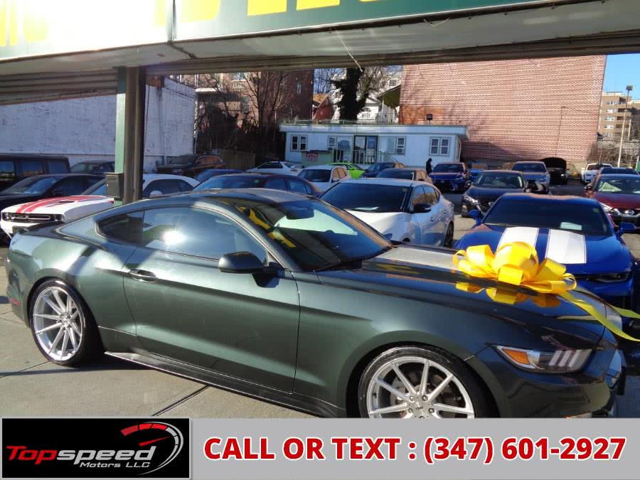 Used 2016 Ford Mustang in Jamaica, New York | Top Speed Motors LLC. Jamaica, New York