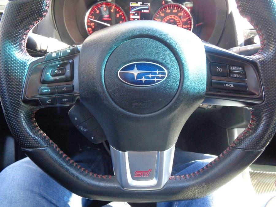 Used Subaru WRX STI AWD 2017 | Top Speed Motors LLC. Jamaica, New York