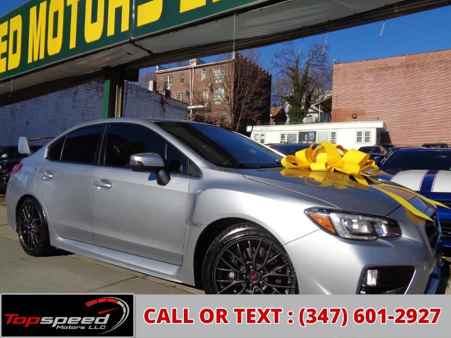 Used 2017 Subaru WRX in Jamaica, New York | Top Speed Motors LLC. Jamaica, New York