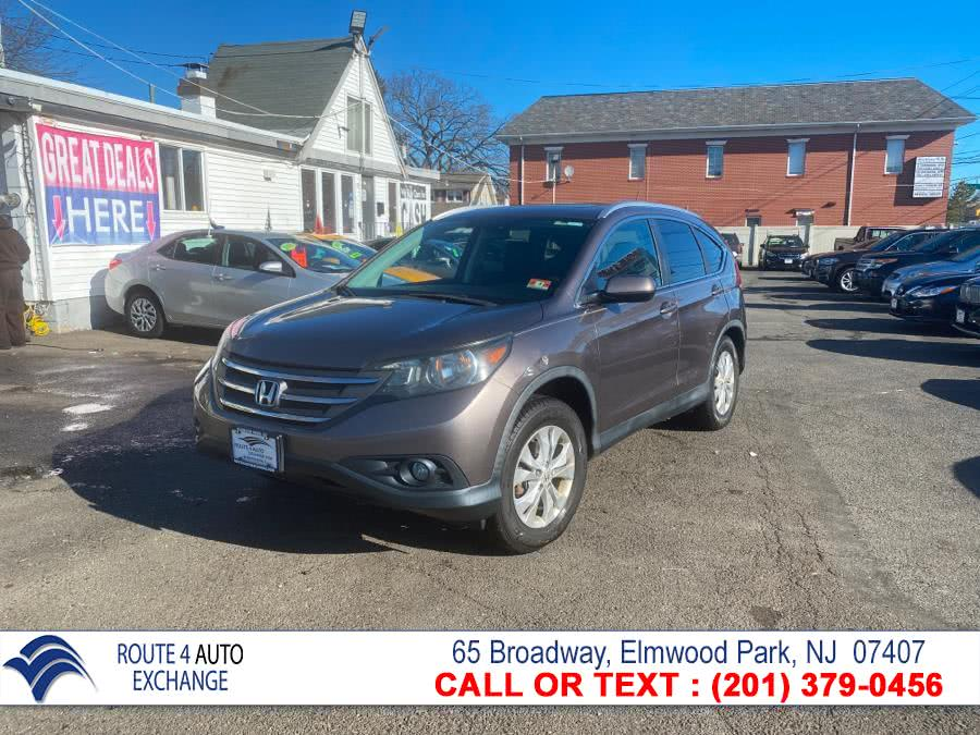 Used Honda CR-V AWD 5dr EX-L 2013 | Route 4 Auto Exchange. Elmwood Park, New Jersey