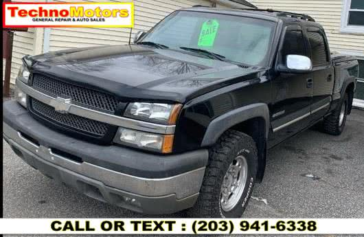 Used 2003 Chevrolet Silverado 1500HD in Danbury , Connecticut | Techno Motors . Danbury , Connecticut