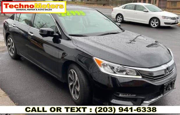 Used 2016 Honda Accord Sedan in Danbury , Connecticut | Techno Motors . Danbury , Connecticut