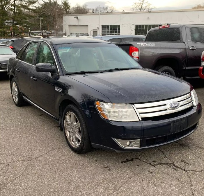 Used Ford Taurus 4dr Sdn SEL AWD 2008 | Payless Auto Sale. South Hadley, Massachusetts