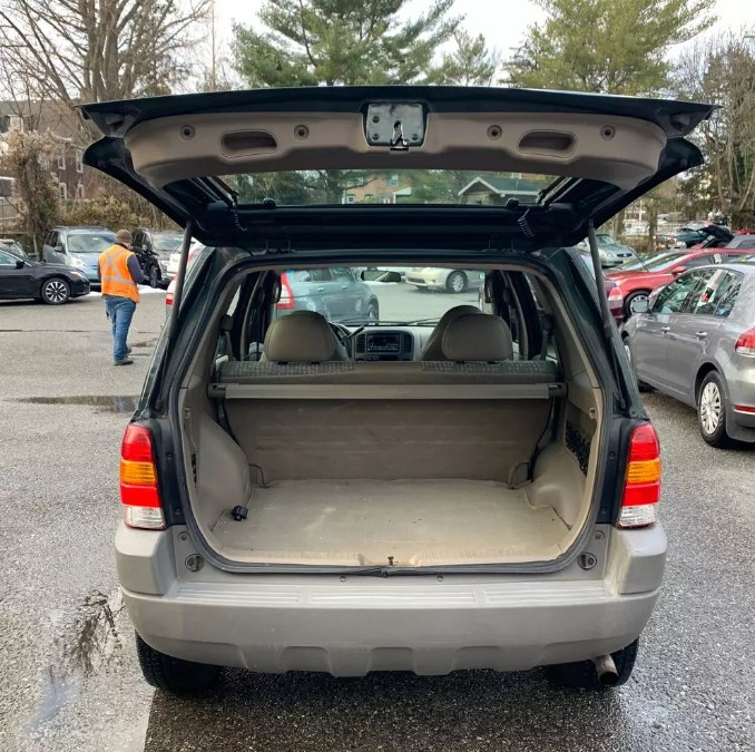 """Used Ford Escape 4dr 103"""" WB XLS 4WD 2001 