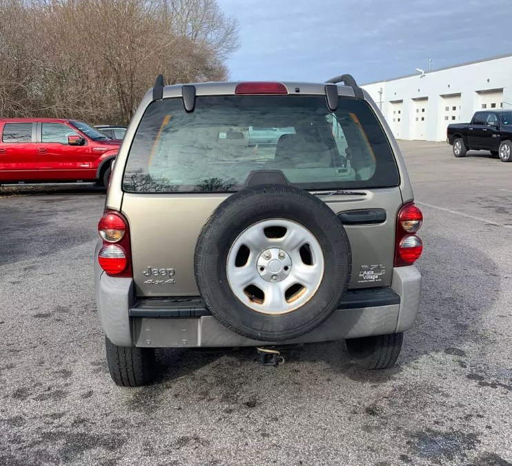 Used Jeep Liberty 4dr Sport 4WD 2006 | Payless Auto Sale. South Hadley, Massachusetts