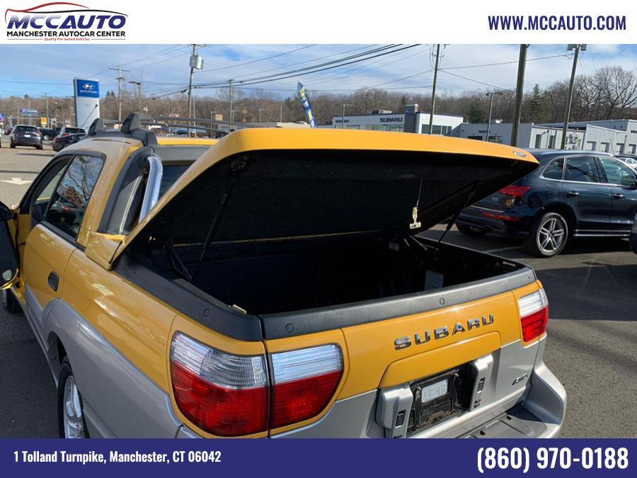Used Subaru Baja 4dr Sport Auto 2003 | Manchester Autocar Center. Manchester, Connecticut
