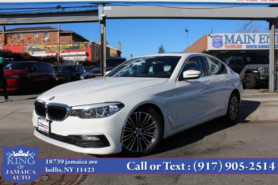 Used BMW 5 Series 530e xDrive iPerformance Plug-In Hybrid 2018 | King of Jamaica Auto Inc. Hollis, New York