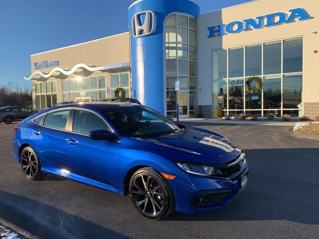 Used 2019 Honda Civic in Avon, Connecticut | Sullivan Automotive Group. Avon, Connecticut
