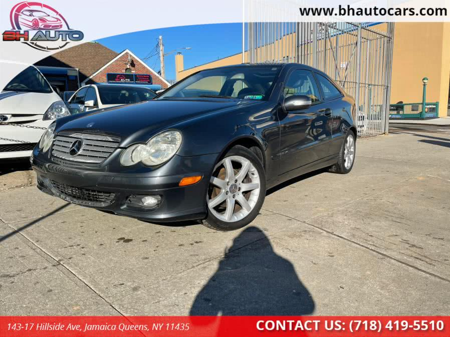 Used 2005 Mercedes-Benz C-Class in Jamaica Queens, New York | BH Auto. Jamaica Queens, New York