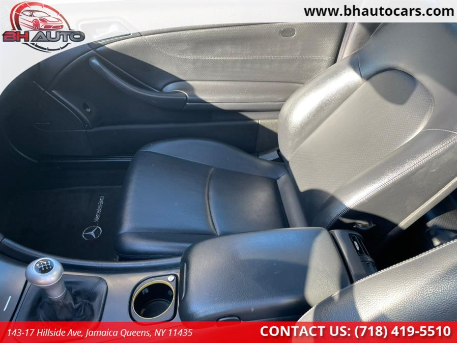 Used Mercedes-Benz C-Class 2dr Sport Cpe 1.8L 2005 | BH Auto. Jamaica Queens, New York