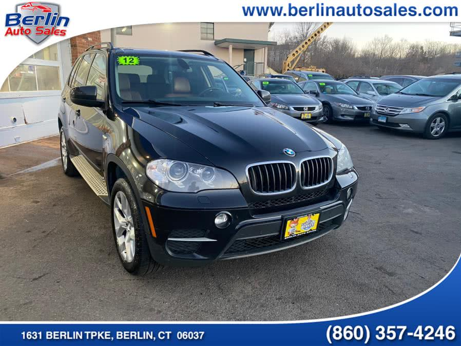 Used 2012 BMW X5 in Berlin, Connecticut | Berlin Auto Sales LLC. Berlin, Connecticut