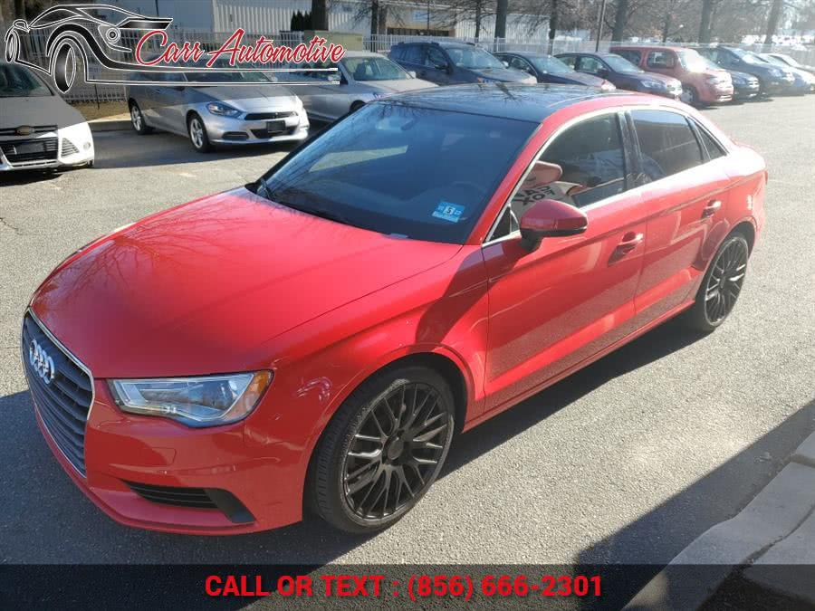 Used Audi A3 4dr Sdn FWD 1.8T Premium 2015   Carr Automotive. Delran, New Jersey