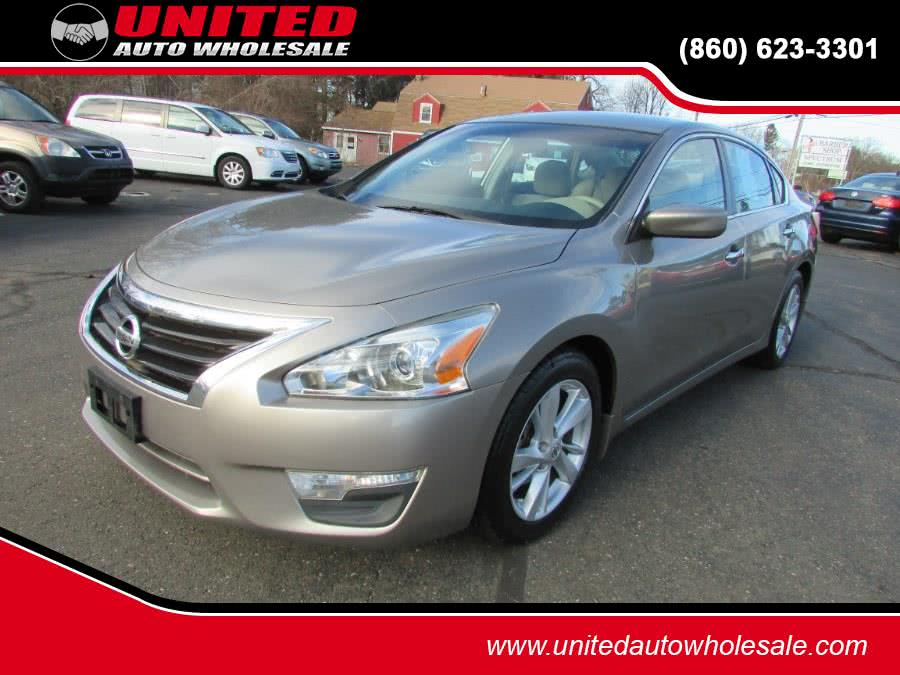 Used 2013 Nissan Altima in East Windsor, Connecticut | United Auto Sales of E Windsor, Inc. East Windsor, Connecticut