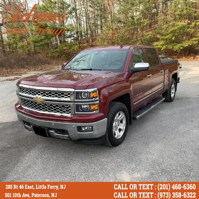Used 2014 Chevrolet Silverado 1500 in Paterson, New Jersey | Adams Auto Group. Paterson, New Jersey