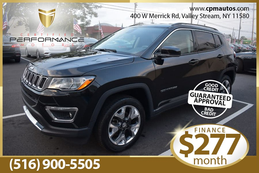 Used Jeep Compass Limited 2018 | Certified Performance Motors. Valley Stream, New York