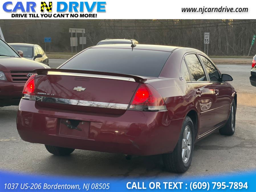 Used Chevrolet Impala LT 2008 | Car N Drive. Bordentown, New Jersey