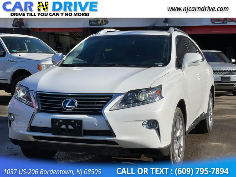 Used 2014 Lexus Rx 450h in Bordentown, New Jersey | Car N Drive. Bordentown, New Jersey