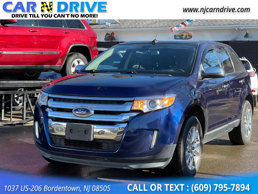 Used Ford Edge Limited AWD 2011 | Car N Drive. Bordentown, New Jersey