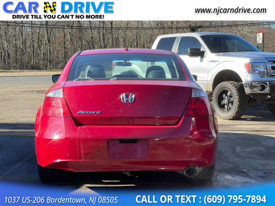 Used Honda Accord EX-L Coupe AT 2008 | Car N Drive. Bordentown, New Jersey