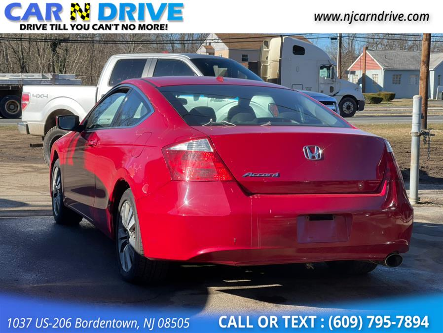 Used Honda Accord EX-L Coupe AT 2008   Car N Drive. Bordentown, New Jersey
