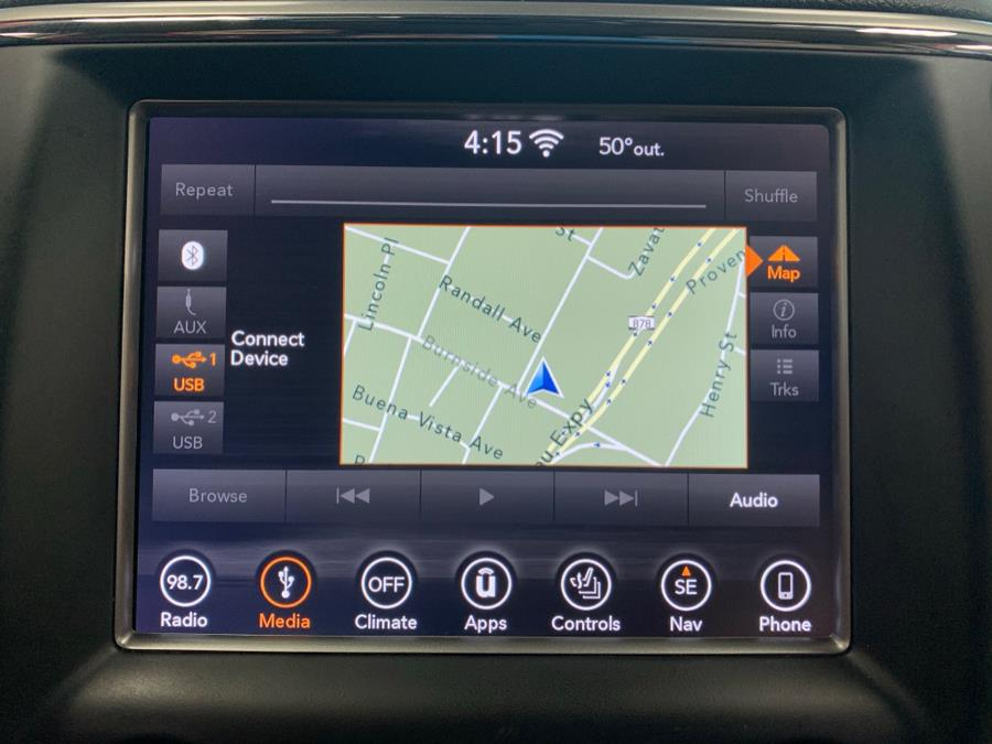 Used Jeep Grand Cherokee Limited 4x4 2018   5 Towns Drive. Inwood, New York