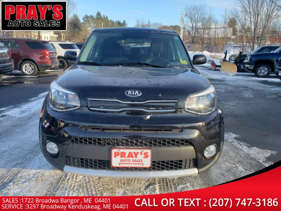 Used 2018 Kia Soul in Bangor , Maine | Pray's Auto Sales . Bangor , Maine