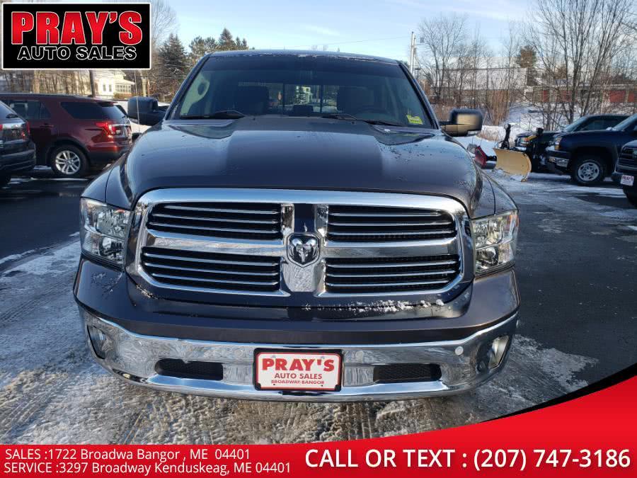Used 2016 Ram 1500 in Bangor , Maine | Pray's Auto Sales . Bangor , Maine