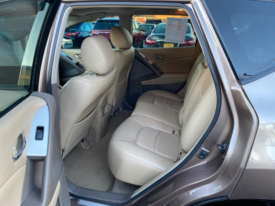 Used Nissan Murano AWD 4dr SV 2012   Diamond Cars R Us Inc. Franklin Square, New York