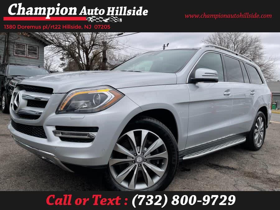 Used 2013 Mercedes-Benz GL-Class in Hillside, New Jersey | Champion Auto Sales. Hillside, New Jersey