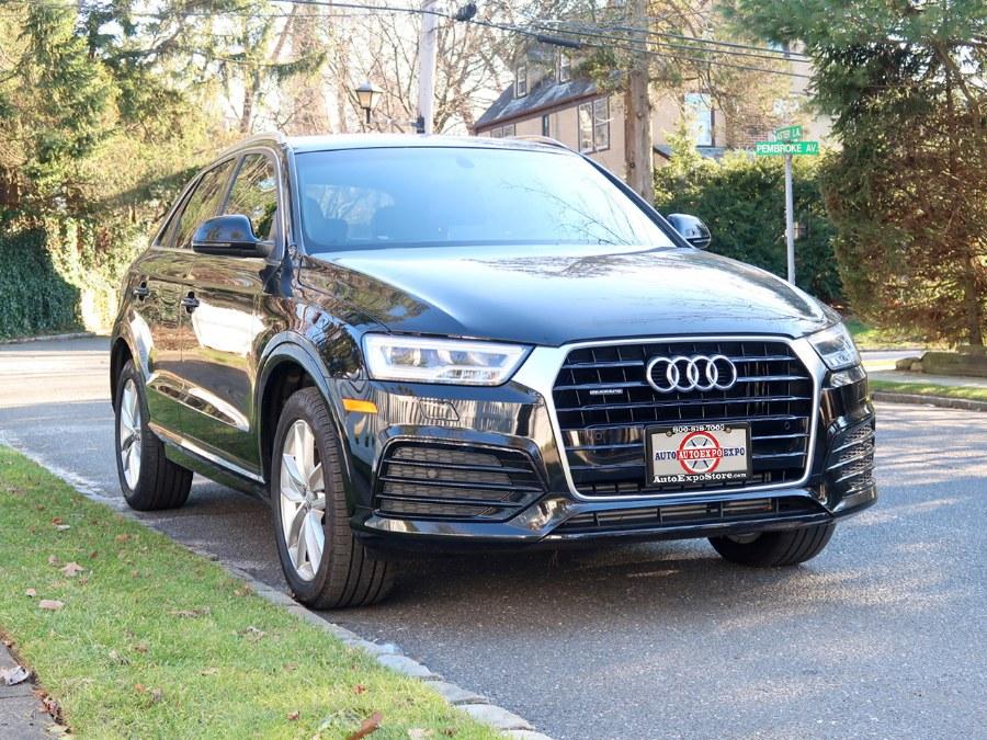 Used Audi Q3  2018 | Auto Expo Ent Inc.. Great Neck, New York